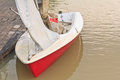 Free Sailing The Red River Royalty Free Stock Images - 28435619