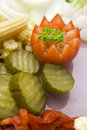 Free Vegetable Garnish Stock Images - 28435834