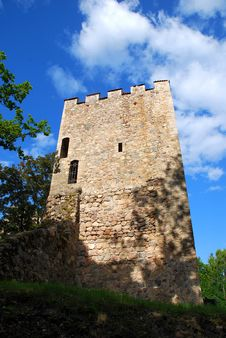 Free Medieval Castle Stock Image - 28437991