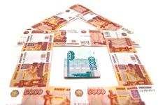 Free Banknotes Building Stock Images - 28438594
