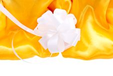 Free Festive Yellow Header Stock Photo - 28439070