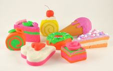 Free Sweet Things Set 2 Stock Images - 28439694