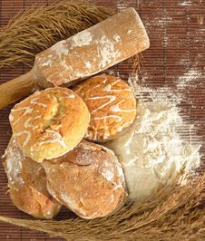 Free Home Baked Goods Royalty Free Stock Image - 28439756