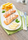 Free Fish And Chips Royalty Free Stock Image - 28443076