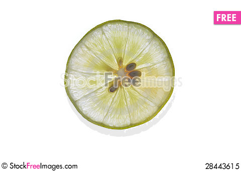 Free Lime Royalty Free Stock Photo - 28443615
