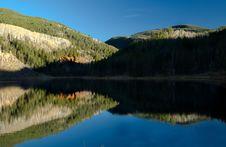 Free Reflective Lake Royalty Free Stock Image - 28440076