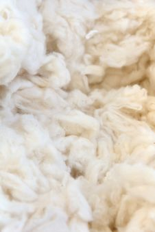 Free Cotton Wool Background Stock Images - 28440764