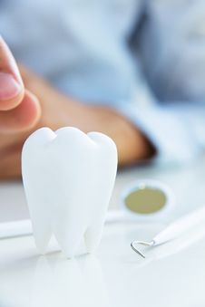 Free Dental Concept Royalty Free Stock Images - 28440769