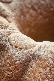 Free Almond Cake Detail Royalty Free Stock Images - 28443179