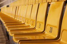 Free Empty Seats Royalty Free Stock Photo - 28443585