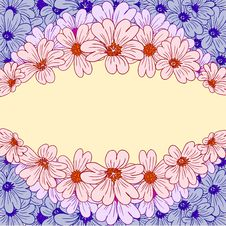 Free Decoration Element. Floral Style. Seamless. Stock Photos - 28446113