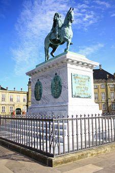 Copenhagen, Denmark. Royalty Free Stock Images