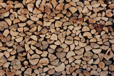 Free Pile Of Chopped Wood Royalty Free Stock Images - 28449119