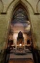 Free Shrine Entrance St Albans Abbey Royalty Free Stock Photo - 28452675
