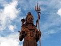Free Shiva Statue Royalty Free Stock Photography - 28455317