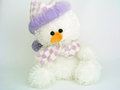 Free Stuffed Snowman Royalty Free Stock Photo - 28458675