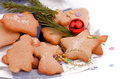 Free Christmas Cookies Stock Photo - 28459300
