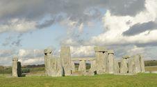 Free Stone Henge In Autumn Stock Photo - 28452240