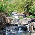 Free Nang Rong Waterfall, Nakhon Nayok, Thailand Stock Photography - 28465992