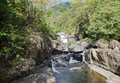 Free Nangrong Waterfall In Nakhon Nayok, Thailand Royalty Free Stock Image - 28466036