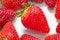 Free Strawberry Detail Stock Image - 28465481