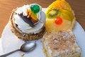 Free Cakes Royalty Free Stock Photo - 28478655