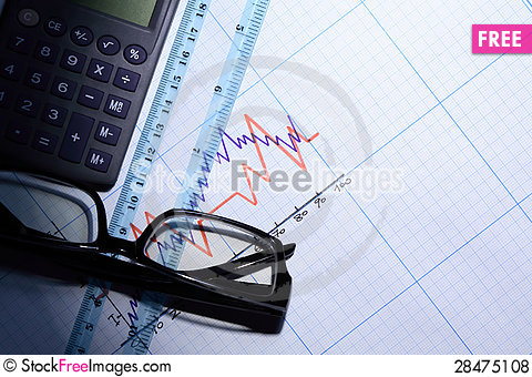 Free Business Background Royalty Free Stock Photos - 28475108