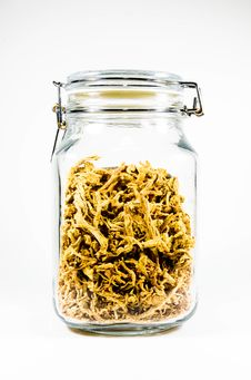 Free Dried Shredded Pork Royalty Free Stock Images - 28475919