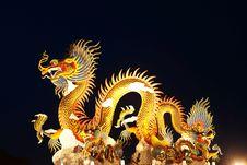 Free Chinese Dragon Stock Photos - 28477223