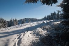 Free Winter Landscape Stock Image - 28477731