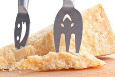 Free Parmesan Cheese Royalty Free Stock Photo - 28477955