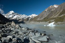 Free Mt.cook South Island New Zealand Stock Photography - 28479562