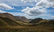 Free Lindi Pass, New Zealand Royalty Free Stock Image - 28479756