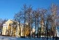 Free Orthodox Church In Ryazan Kremlin Royalty Free Stock Photo - 28489535