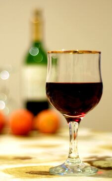 Free Wine Glass Stock Photo - 28480400