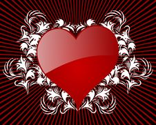 Free Valentine Heart Stock Images - 28482704