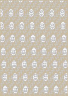 Free Easter Egg Background For Cover Stock Photo - 28484410