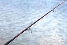 Free Hook And Lake As A Background Stock Image - 28485651