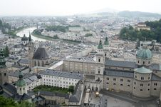 Free Salzburg Stock Photography - 28486222