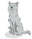 Free Cute Cartoon  Dog Royalty Free Stock Image - 28496986