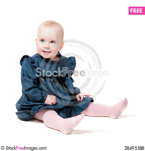 Free Year-old Child Royalty Free Stock Photos - 28495588