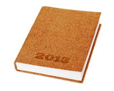 Free Diary Book Isolate On White Background Stock Image - 28491561