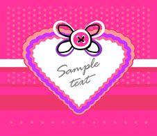 Free Decorative Heart Stock Photo - 28493250