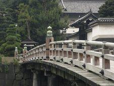 Free Japanese Bridge Royalty Free Stock Photos - 28493748