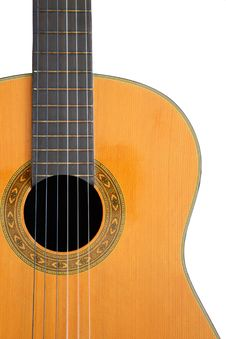 Free The Classic Guitar. Royalty Free Stock Image - 28494466
