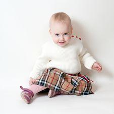 Free Year-old Child Stock Photo - 28495570