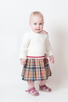 Free Year-old Child Stock Image - 28495571