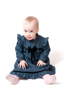Free Year-old Baby Royalty Free Stock Photo - 28495575