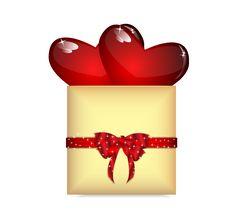 Free Gift 2 Stock Photos - 28496483