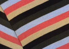 Free Striped Scarf Background Stock Photos - 28499443